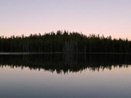 Triangle Lake